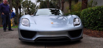 HyperCar HyperGalleries! 2015 Porsche 918 Spyder -- 77 All-New, High-Resolution Photos From All Angles 4
