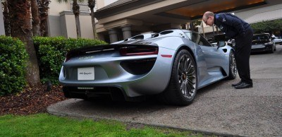 HyperCar HyperGalleries!  2015 Porsche 918 Spyder -- 77 All-New, High-Resolution Photos From All Angles 40
