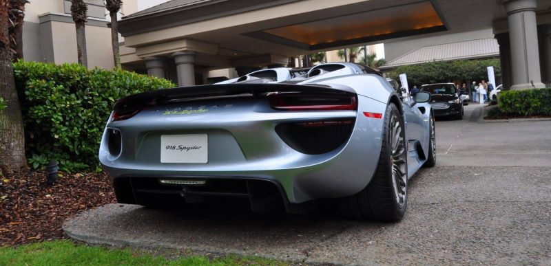 HyperCar HyperGalleries! 2015 Porsche 918 Spyder -- 77 All-New, High-Resolution Photos From All Angles 41