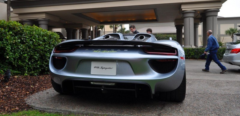 HyperCar HyperGalleries! 2015 Porsche 918 Spyder -- 77 All-New, High-Resolution Photos From All Angles 42