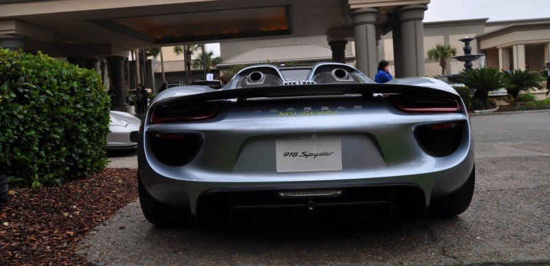 HyperCar HyperGalleries! 2015 Porsche 918 Spyder -- 77 All-New, High-Resolution Photos From All Angles 44