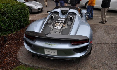 HyperCar HyperGalleries! 2015 Porsche 918 Spyder -- 77 All-New, High-Resolution Photos From All Angles 51