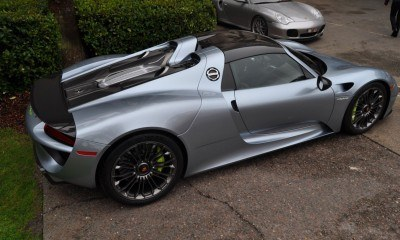 HyperCar HyperGalleries! 2015 Porsche 918 Spyder -- 77 All-New, High-Resolution Photos From All Angles 55