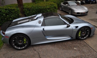 HyperCar HyperGalleries! 2015 Porsche 918 Spyder -- 77 All-New, High-Resolution Photos From All Angles 57