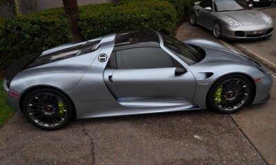 HyperCar HyperGalleries! 2015 Porsche 918 Spyder -- 77 All-New, High-Resolution Photos From All Angles 58