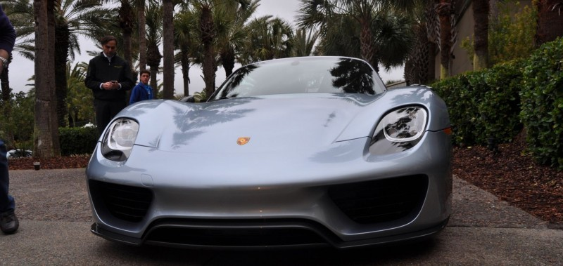 HyperCar HyperGalleries! 2015 Porsche 918 Spyder -- 77 All-New, High-Resolution Photos From All Angles 6