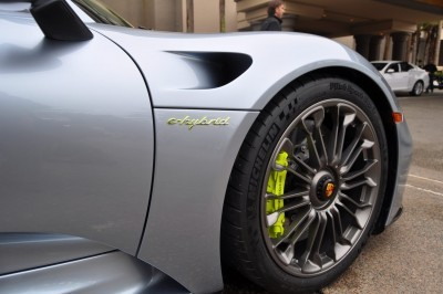 HyperCar HyperGalleries! 2015 Porsche 918 Spyder -- 77 All-New, High-Resolution Photos From All Angles 60