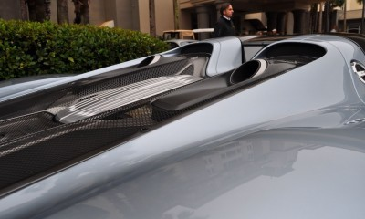 HyperCar HyperGalleries!  2015 Porsche 918 Spyder -- 77 All-New, High-Resolution Photos From All Angles 66