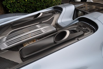 HyperCar HyperGalleries! 2015 Porsche 918 Spyder -- 77 All-New, High-Resolution Photos From All Angles 68