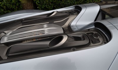 HyperCar HyperGalleries! 2015 Porsche 918 Spyder -- 77 All-New, High-Resolution Photos From All Angles 69