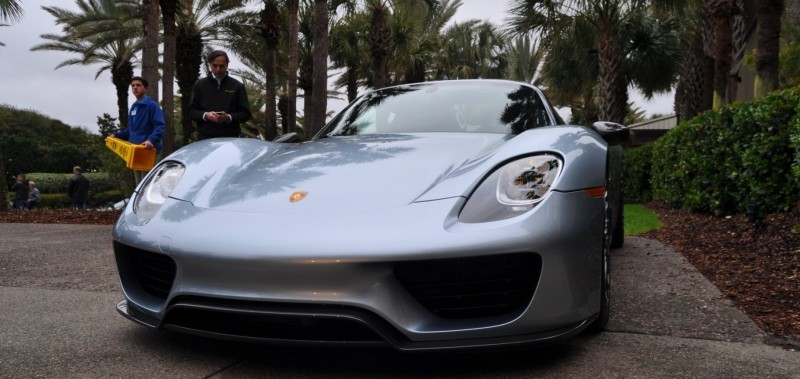 HyperCar HyperGalleries! 2015 Porsche 918 Spyder -- 77 All-New, High-Resolution Photos From All Angles 7