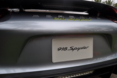 HyperCar HyperGalleries! 2015 Porsche 918 Spyder -- 77 All-New, High-Resolution Photos From All Angles 72