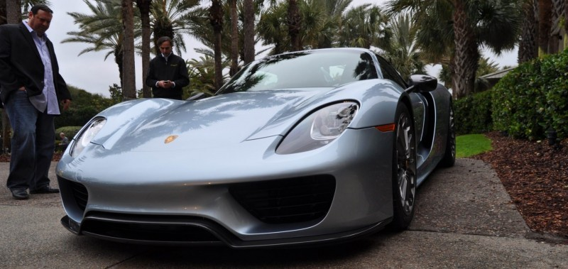 HyperCar HyperGalleries! 2015 Porsche 918 Spyder -- 77 All-New, High-Resolution Photos From All Angles 8
