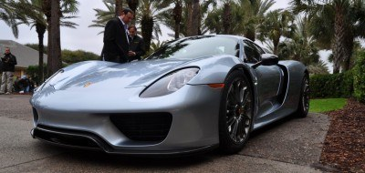 HyperCar HyperGalleries!  2015 Porsche 918 Spyder -- 77 All-New, High-Resolution Photos From All Angles 9