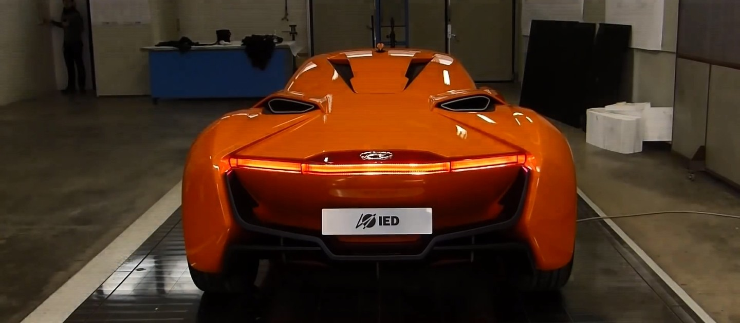 Hyundai Enlisted The Instito Europeo Di Design In Turin Italy To Work On This Sports Car Vision As A Sort Of Masters Thesis Of Sorts