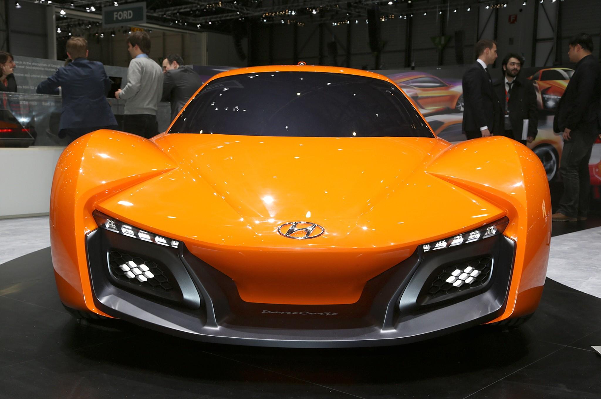 Hyndai Cars: 2014 Hyundai PassoCorto