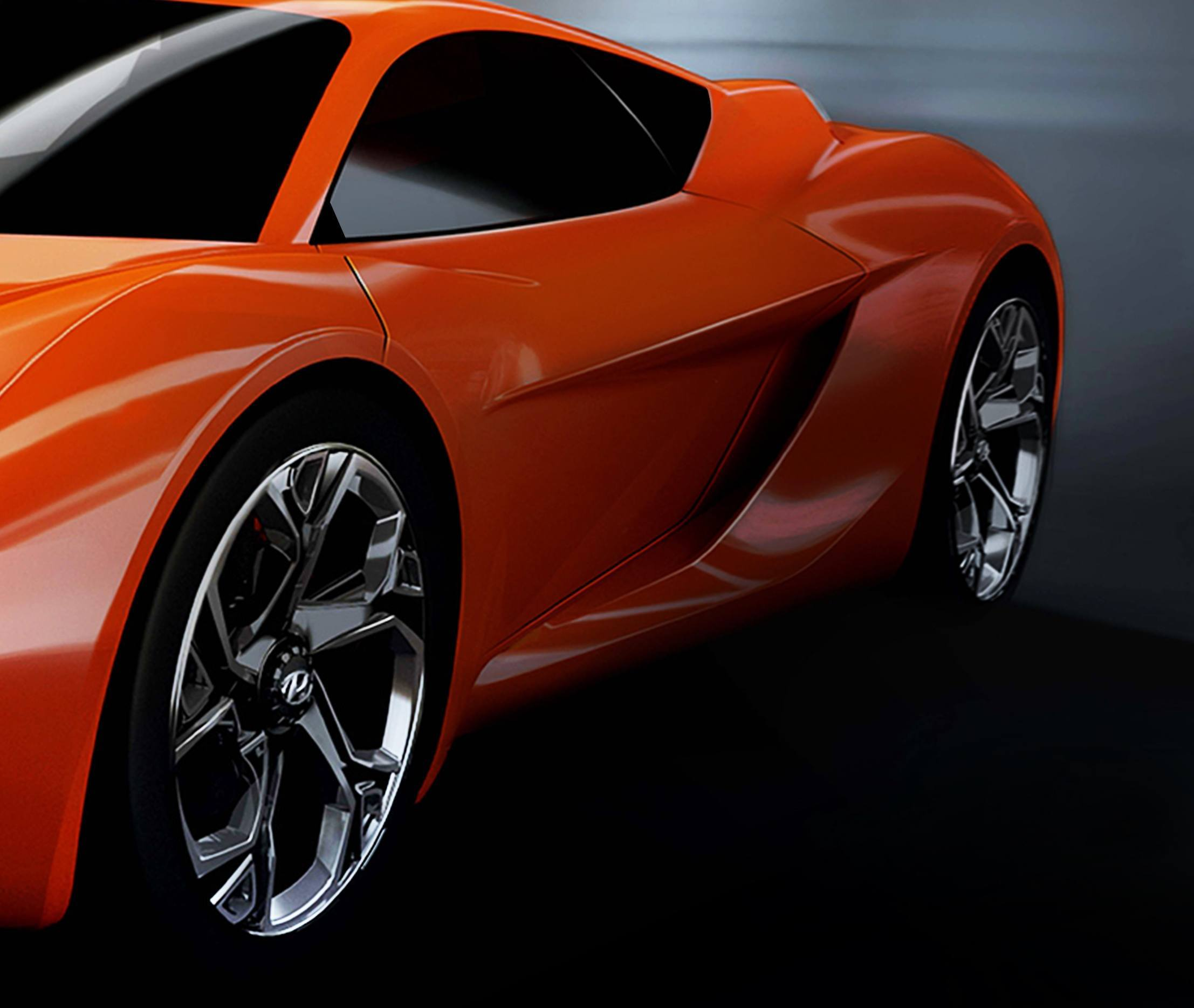 Hyundai PassoCorto Sports Car Is Torino Design Vision Come