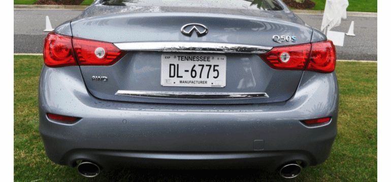 INFINITI Q50S AWD Hybrid GIF2