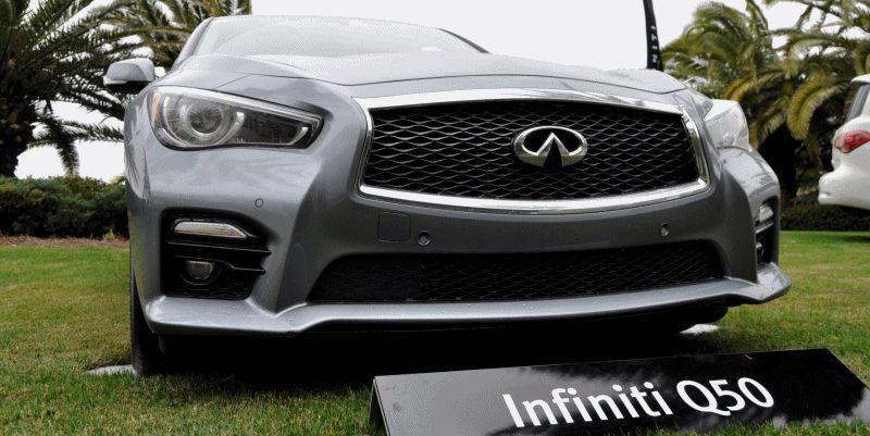 INFINITI Q50S AWD Hybrid GIF4
