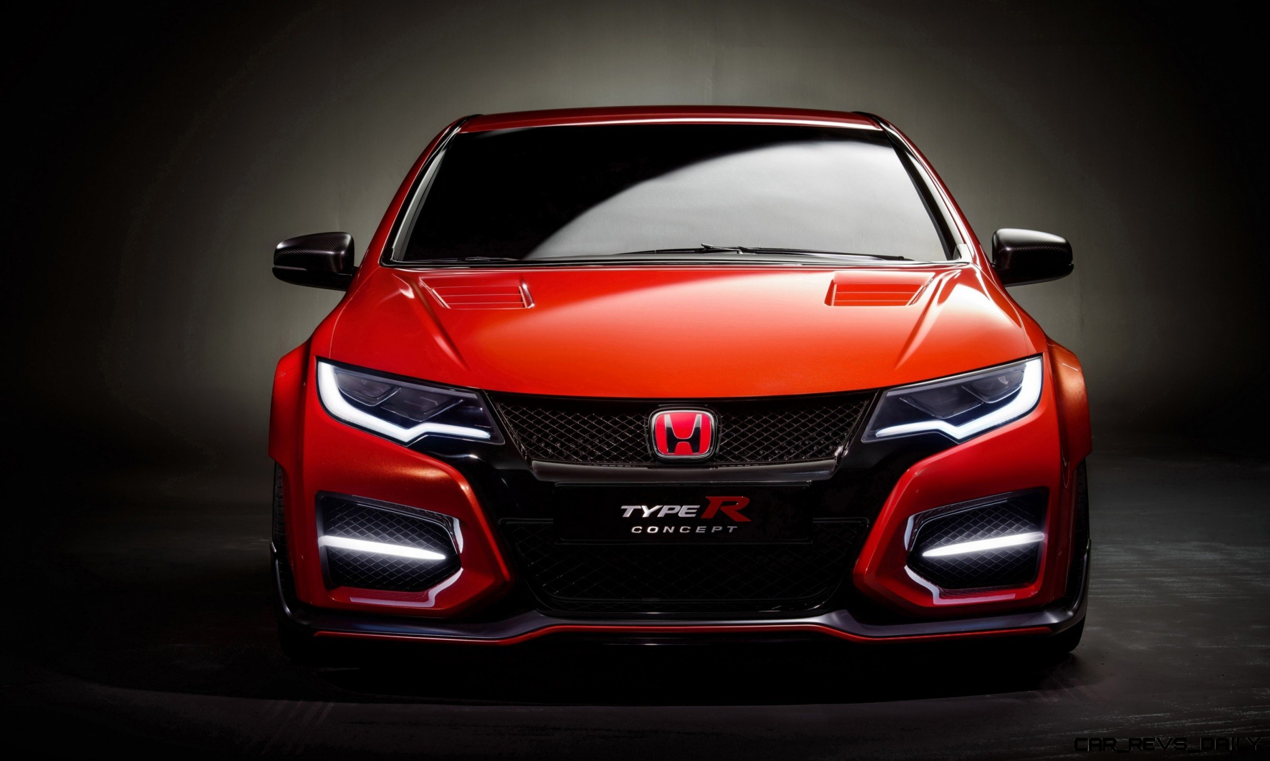 update honda civic type  concept   door hp turbo track monster  leds  die