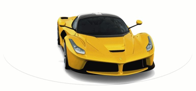 LAFERRARI HEADER FAST SPINNER