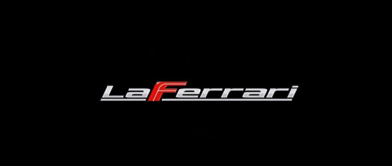 LaFerrari Mechanicals Builder Animated GIF