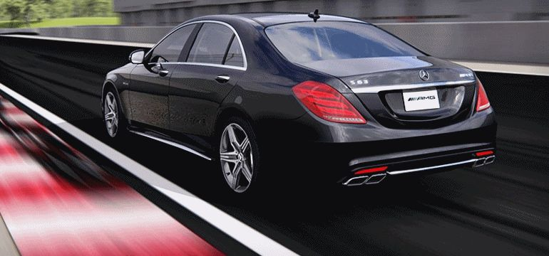 MB S63 AMG NEW COLORS RAPID GIF