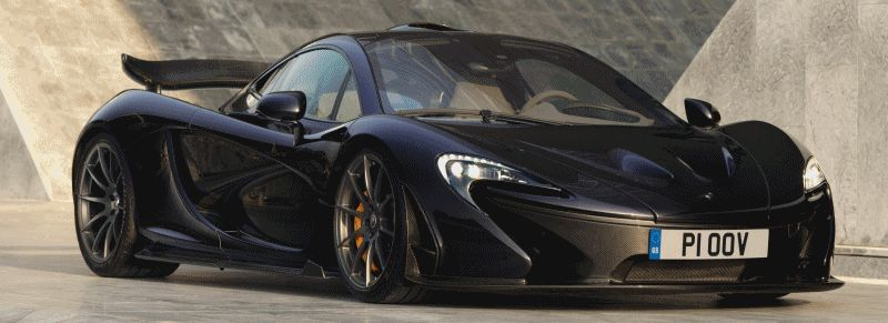 McLaren P1 Feb Photos Bahrain GP GIF