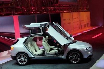Most Curious Concepts of Geneva 2014 -- Giugiaro Clipper 3