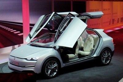 Most Curious Concepts of Geneva 2014 -- Giugiaro Clipper 4