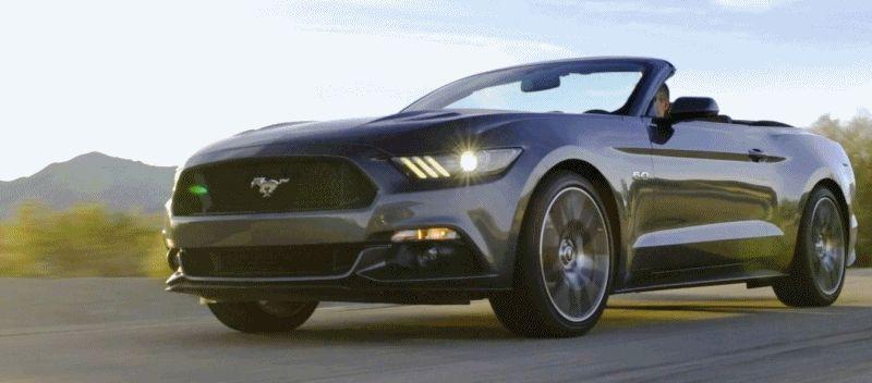 NEW Mustang GT Convertible