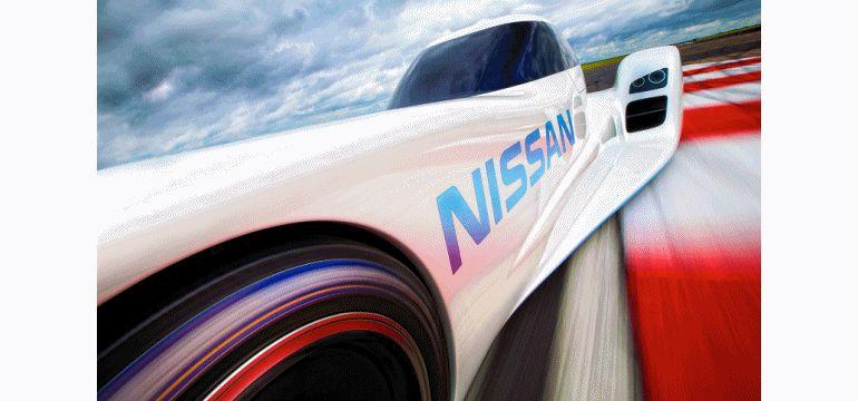 Nissan 2014 ZEOD RC Proto Dyn GIF Sim