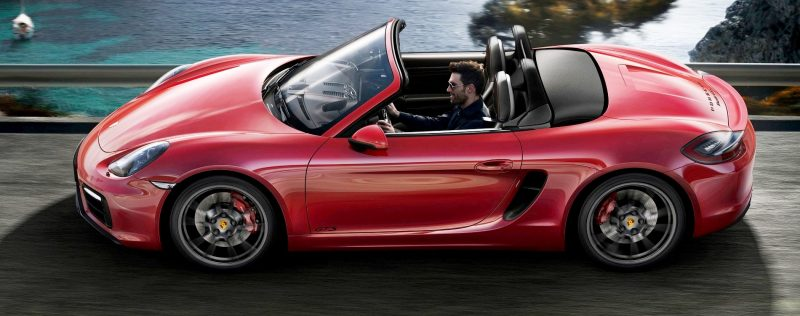 Porsche Boxster and Cayman GTS Range-Toppers Confirmed with 340HP and 4.6s 60-mph Sprint 1