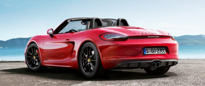 Porsche Boxster and Cayman GTS Range-Toppers Confirmed with 340HP and 4.6s 60-mph Sprint 3