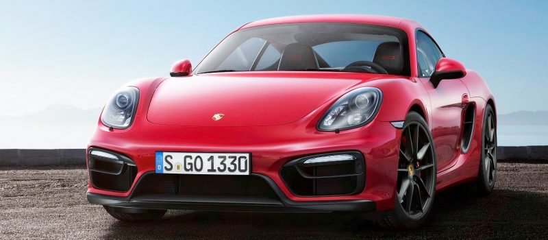 Porsche Boxster and Cayman GTS Range-Toppers Confirmed with 340HP and 4.6s 60-mph Sprint 5