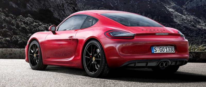 Porsche Boxster and Cayman GTS Range-Toppers Confirmed with 340HP and 4.6s 60-mph Sprint 7