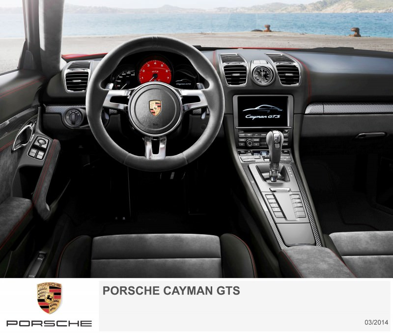 Porsche Boxster and Cayman GTS Range-Toppers Confirmed with 340HP and 4.6s 60-mph Sprint 8
