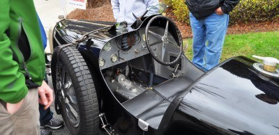 PurSang Argentina Shows Innovative Marketing with Street-Parked 1920s Bugatti GP Car12