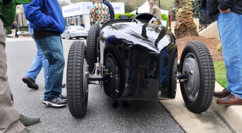 PurSang Argentina Shows Innovative Marketing with Street-Parked 1920s Bugatti GP Car17