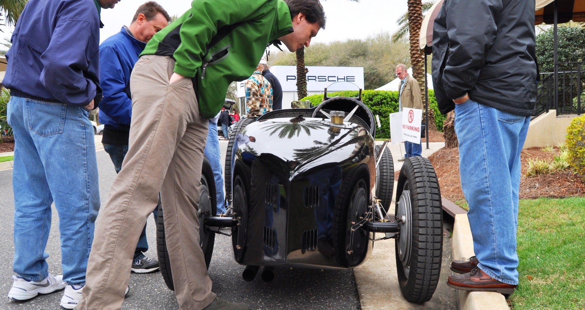 PurSang Argentina Shows Innovative Marketing with Street-Parked 1920s Bugatti GP Car18
