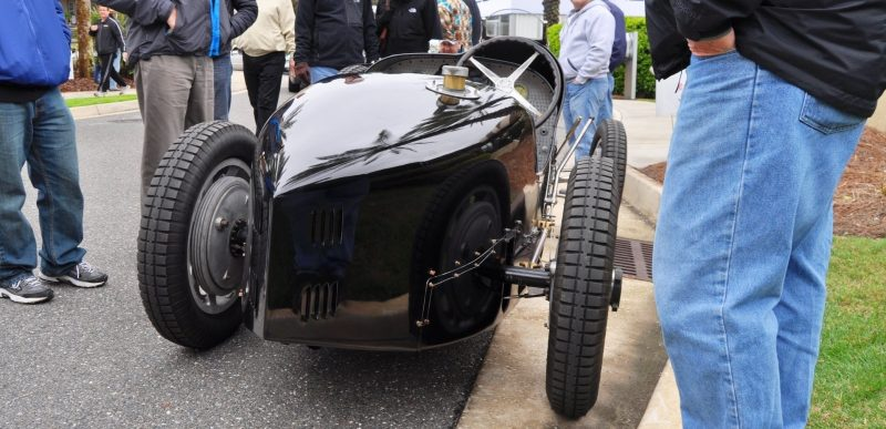 PurSang Argentina Shows Innovative Marketing with Street-Parked 1920s Bugatti GP Car20