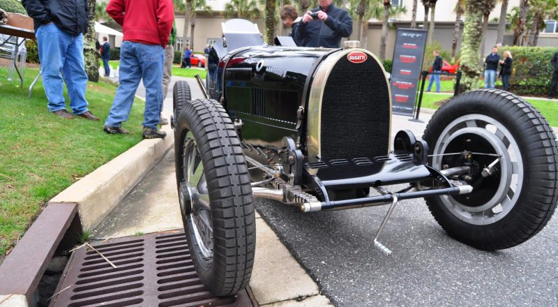 PurSang Argentina Shows Innovative Marketing with Street-Parked 1920s Bugatti GP Car24
