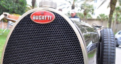 PurSang Argentina Shows Innovative Marketing with Street-Parked 1920s Bugatti GP Car25