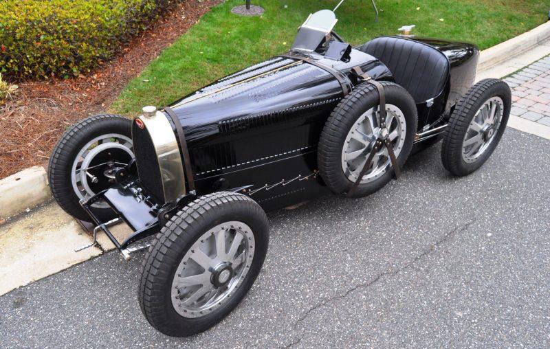 PurSang Argentina Shows Innovative Marketing with Street-Parked 1920s Bugatti GP Car28