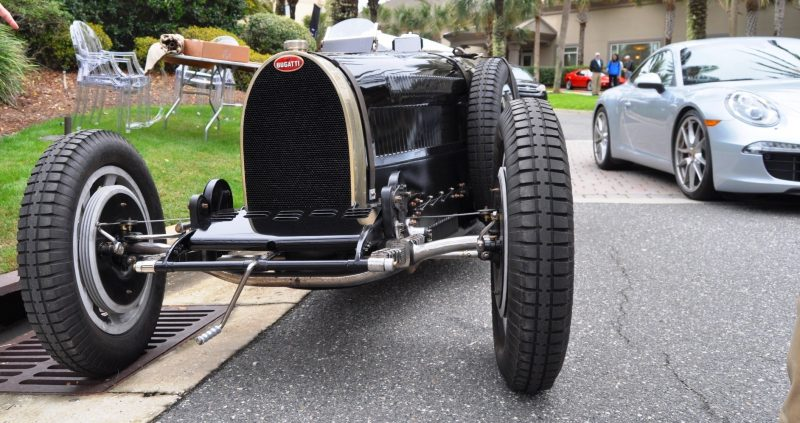 PurSang Argentina Shows Innovative Marketing with Street-Parked 1920s Bugatti GP Car3