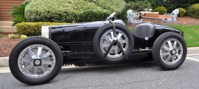 PurSang Argentina Shows Innovative Marketing with Street-Parked 1920s Bugatti GP Car9
