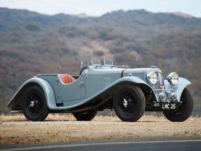 RM Auctions Amelia Island 2014 -- Aston Martin 15-98 Roadster 1