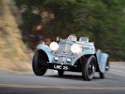 RM Auctions Amelia Island 2014 -- Aston Martin 15-98 Roadster 12