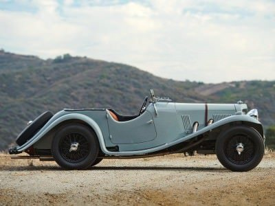 RM Auctions Amelia Island 2014 -- Aston Martin 15-98 Roadster 21