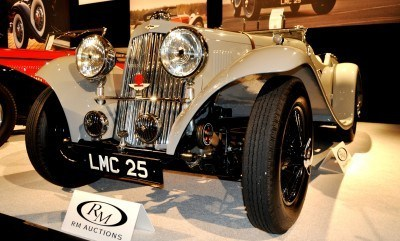 RM Auctions Amelia Island 2014 -- Aston Martin 15-98 Roadster 24